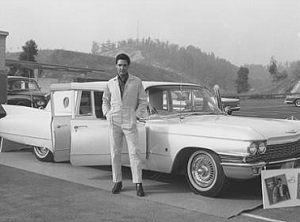 elvis-and-gold-caddy