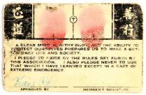 1971-elvis-presley-signed-martial-arts-card-with-fingerprints-back