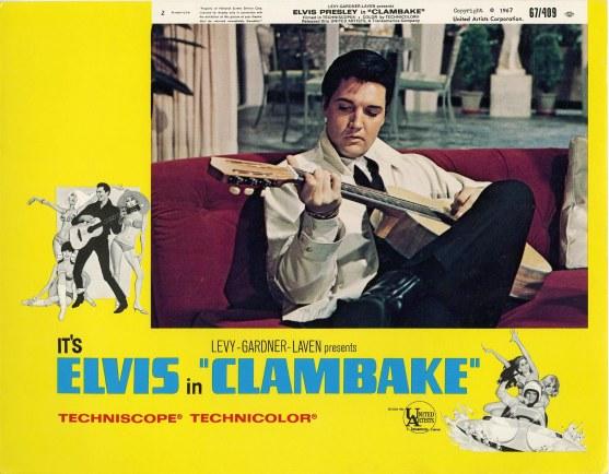 Image result for clambake, elvis