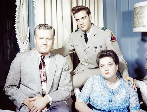 Relatives: Gladys Love Smith | Our Daily Elvis
