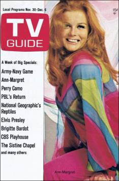 Image result for tv guide december 3 1968