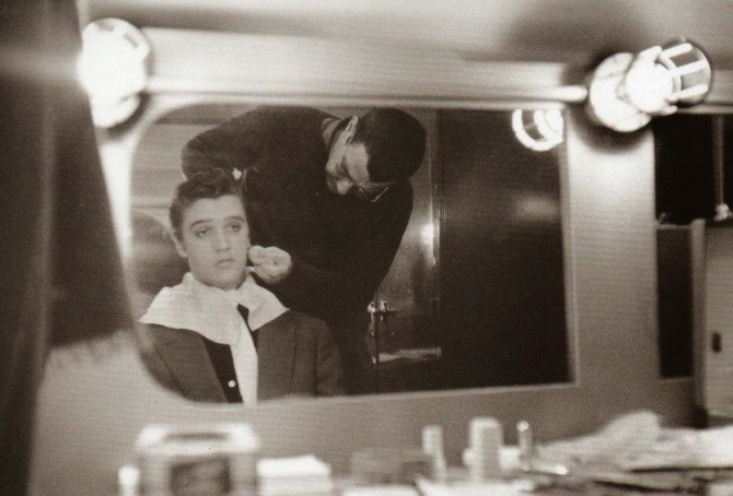 Image result for Elvis Presley March 24, 1956