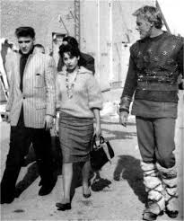 march 3 1959 Viking movie set