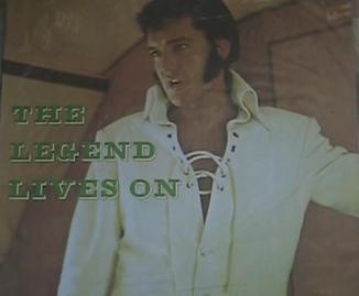 Elvis the legend lives on